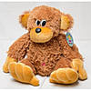 Большая мягкая игрушка обезьяна 75 см