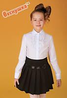Шкільна спідниця для дівчинки: 7001-1 чорна