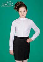 Шкільна спідниця для дівчинки Zironka 7508-1 чорний