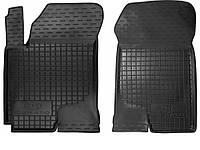 Полиуретановые передние коврики для Kia Cerato II (TD) 2010-2013 (AVTO-GUMM)