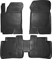 Полиуретановые коврики для Kia Cerato II (TD) 2010-2013 (AVTO-GUMM)
