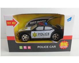 Полицейская машина Big Motors