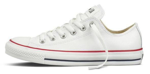 Женские кеды Converse All Star Low white, конверс