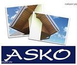 Asko соффит, графит, перфорированный/без перфорации, Одесса, фото 2