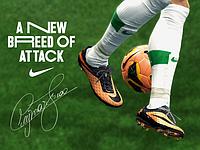 Цветовой релиз Nike Hypervenom Phantom FG