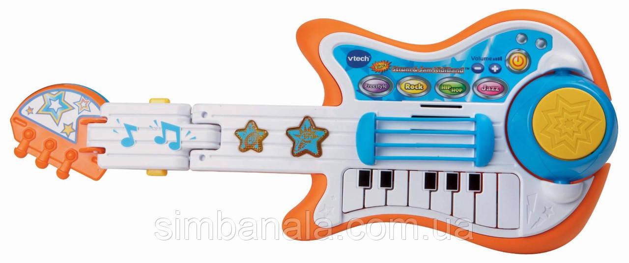"""Развивающая игрушка """"Моя Гитара"""" 3 в 1, VTech США  - Детский онлайн магазин """"Симба и Нала"""" в Киеве"""