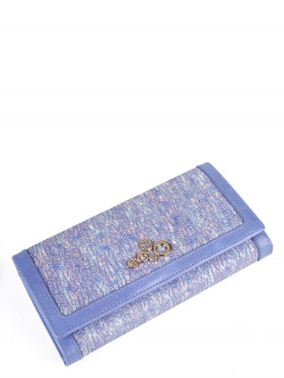 ff1fdf6d1665 Кожаный кошелек женский с декором L043-9010-2 Labbra: продажа, цена ...