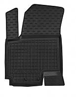 Полиуретановый водительский коврик для Kia Venga (YN) 2009- (AVTO-GUMM)