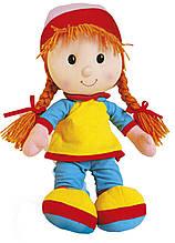 Мягкая кукла  Люся
