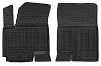 Полиуретановые передние коврики для Kia Venga (YN) 2009- (AVTO-GUMM)