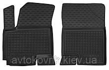 Полиуретановые передние коврики в салон Kia Venga (YN) 2009- (AVTO-GUMM)