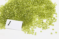 Бисер 100 грамм (МЕЛКИЙ) (№ 1 - 46) Взять все цвета