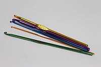 Крючки для вязания (цветные) 2мм