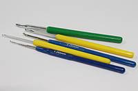 Крючки односторонние с пластмассовой ручкой 4.5мм