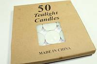 Свечи таблетка (50шт)