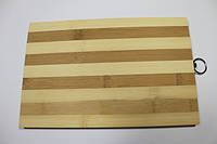 Доска кухонная (деревянная) 24х34 (Большая)