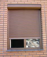 Роллеты пенозаполненные защитные на окна/двери/для разграничивания помещений