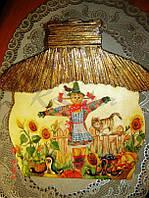 Хатка №1 панно заготовка для декупажа и декора