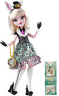 Кукла Эвер Афтер Хай Банни Бланк серия базовые куклы перевыпуск Ever After High Bunny Blanc Doll  , фото 1