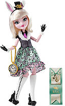 Кукла Эвер Афтер Хай Банни Бланк серия базовые куклы перевыпуск Ever After High Bunny Blanc Doll