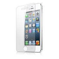 Пленка (стекло) антиударная для Iphone 5/5s/SE (передняя панель, дисплей)