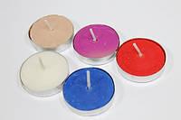 Свечи плавающие (цветные,ассорти)