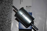 Фильтр топливный Daewoo Lanos, LACETTI, NUBIRA, MATIZ (производство Knecht Mahle)