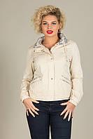 Куртка женская из хлопка Janika №526.