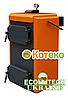 КОТэко UNIKA 15 кВт пиролизный газогенераторный твердотопливный котел