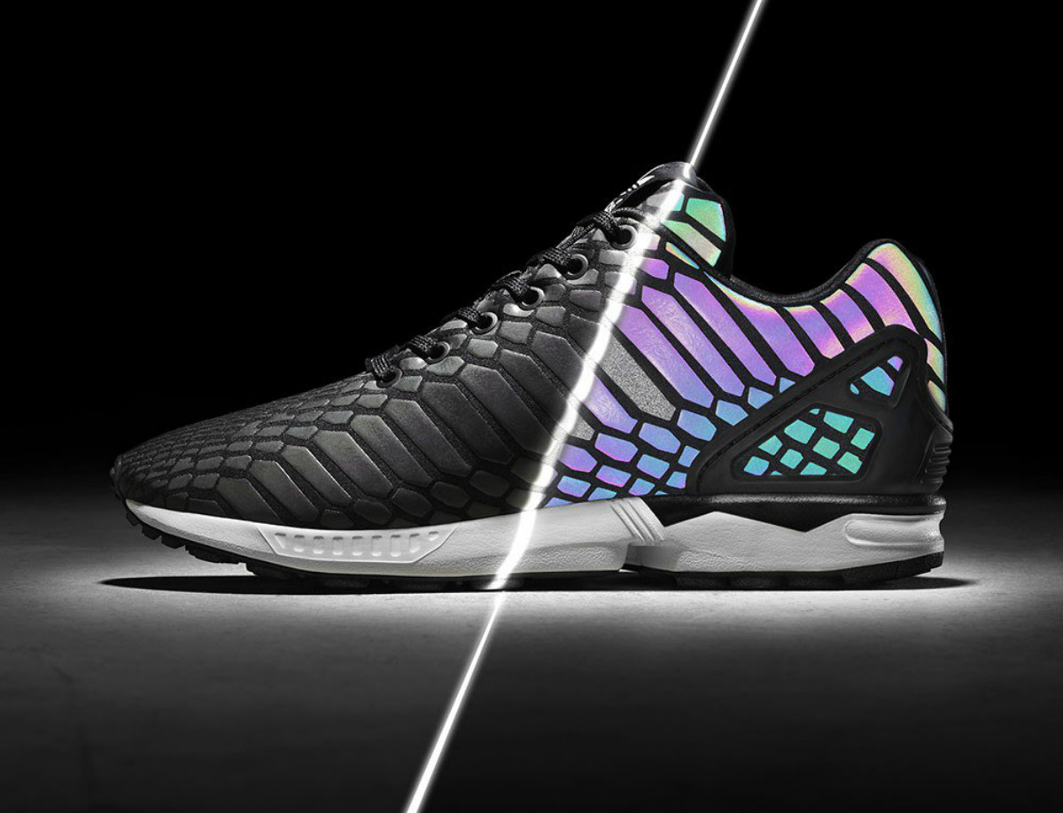 Mens Adidas Zx Flux Xeno Casual Shoes