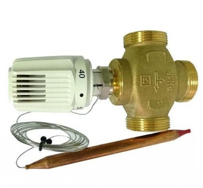 Трехходовые термостатические клапаны calis-ts 7761 лечение ушной пробки народная медицина