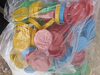 Крышки  полиэтиленовая капрон 82 (Цветная) 200 шт.