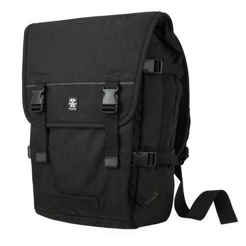 Прочный рюкзак 21 л. Muli Backpack ХL Crumpler MUBP-XL-001 черный