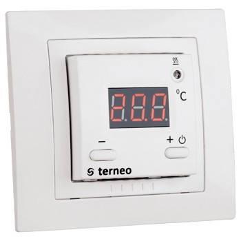 Терморегулятор комнатный terneo vt  для конвекторов и панелей, фото 2