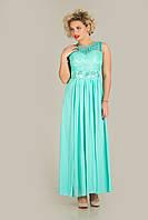 Вечернее платье украшенное камнями, Одесса №16006