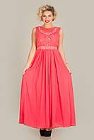 Длинное вечернее платье №16110