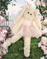 Коллекционная мягкая игрушка Bearington Bears коллекция  Lil' Bunny Tutu