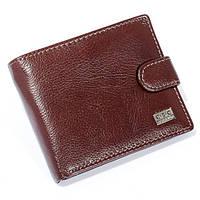Кожаный мужской кошелек из натуральной кожи