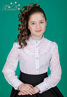 Шкільна блузка для дівчинки: 3502