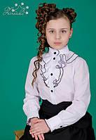 Шкільна блузка для дівчинки: 3510-2
