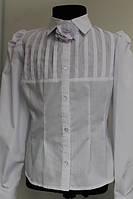 Шкільна блузка для дівчинки: 1115