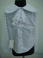 Шкільна блузка для дівчинки: Софія