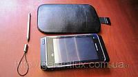 """Мобильный телефон Nokia N8 (1 сим,1 sim) 3,5"""" +чехол и стилус в подарок (Finland)"""