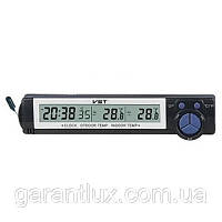 Автомобильные часы vst 7043