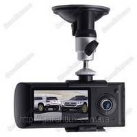 Видеорегистратор автомобильный Luxury Х 3000 GPS/ 2 камеры