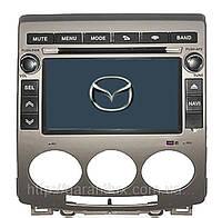 Магнитола штатная на Mazda 5 / CAN BUS