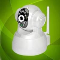 Видеокамера wifi IP T 8809 RW