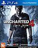 Uncharted 4: Шлях злодія (Тижневий прокат запису)