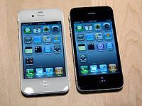 Iphone 4 s 1:1 (врезная сим карта как в оригинале, 1 sim, Wi-Fi ) айфон 4 + стилус!
