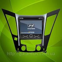 Магнитола штатная на HYUNDAI NEW SONATA i40/i45/i50 (2011-2012) 3G